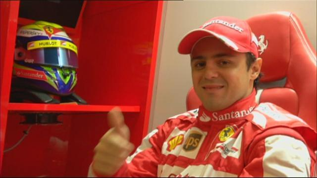 Formula 1 - Ferrari: Massa always part of family