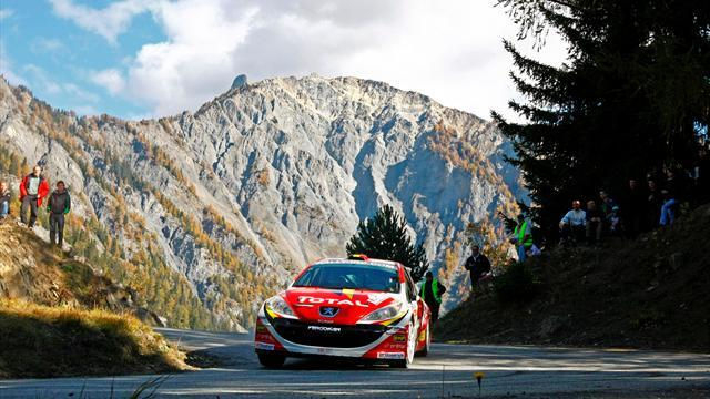 ERC - Excitement growing for stunning Valais rally