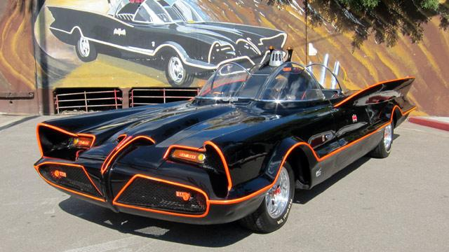 Original Batmobile Auctioned for $4.62M