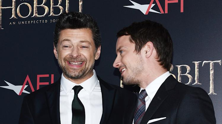 """The Hobbit: An Unexpected Journey"" New York Premiere Benefiting AFI - Red Carpet And Introduction"
