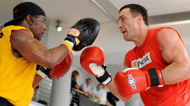 Boxing - Wladimir Klitschko indebted to Steward