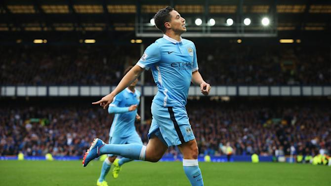 Nasri sees MLS move in future