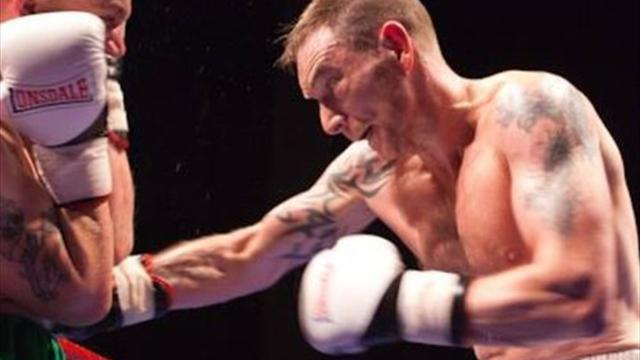Boxing - Buchanan expects a tough time against McClumpha