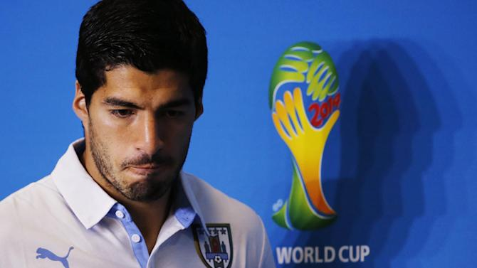 South American Football - Luis Suarez makes scoring return for Uruguay