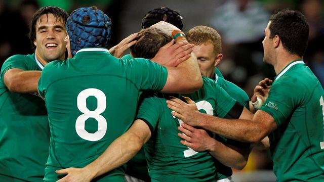 Six Nations - Ireland v France: LIVE