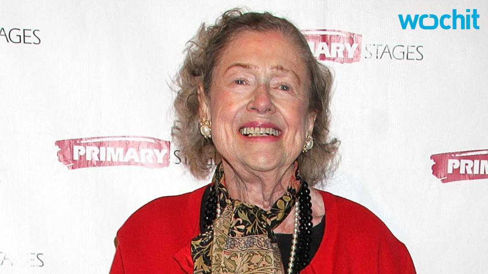 Elizabeth Wilson Famed Actress From The Graduate Has Died At 94