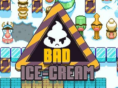 bad icecream 3 free online game