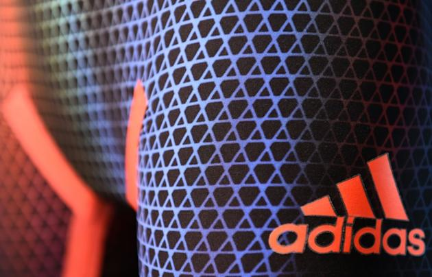 German sporting goods brand Adidas has lifted its profit forecast for the third time in six months
