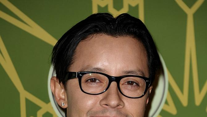 """Efren Ramirez (""""Napoleon Dynamite"""") attends the 2012 Fox Winter TCA All-Star Party at Castle Green on January 8, 2012 in Pasadena, California."""