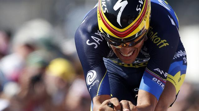 Tour de France - Contador will fight until the end