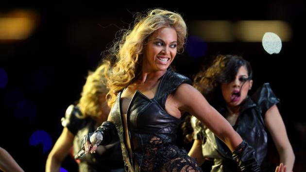 Beyonce performs during the Pepsi Super Bowl XLVII Halftime Show at the Mercedes-Benz Superdome on February 3, 2013 in New Orleans  -- Getty Images