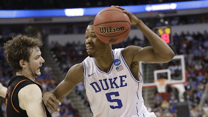 Duke waits on NBA decisions from Hood, Parker