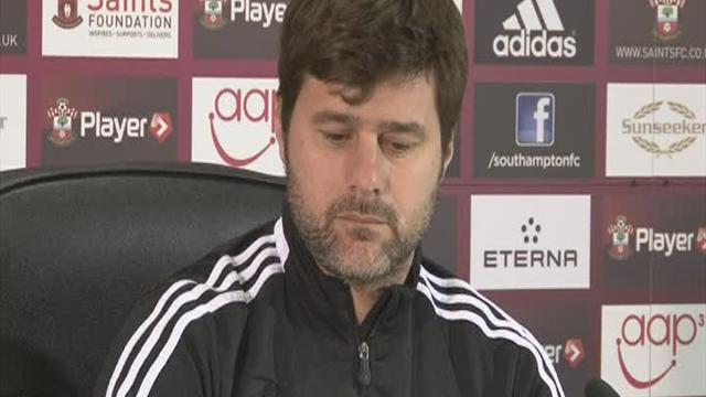 Football - Pochettino pleased with clean sheet