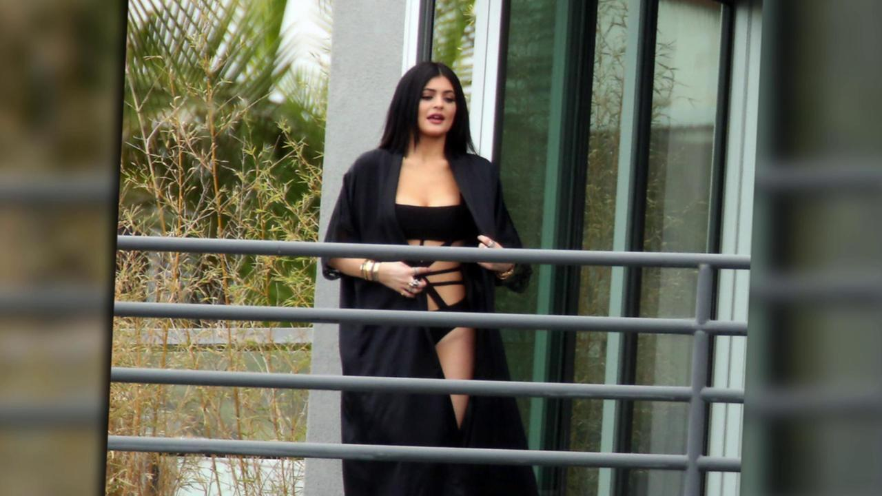 Kylie Jenner Posts Her Raciest Bikini Pictures Yet