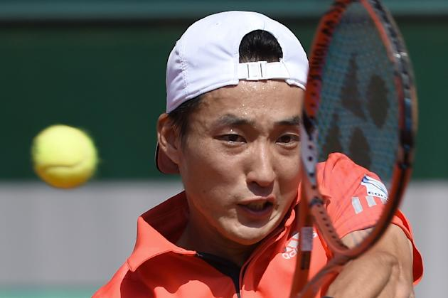 Veteran Japanese player Go Soeda makes an early exit from the French Open after Japan began with five players in the men's singles