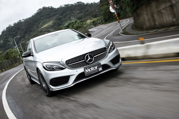 國內新車試駕-Merceds-Benz C450 AMG 4MATIC