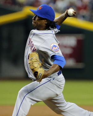 Mets jump on struggling D-backs early in 9-0 win