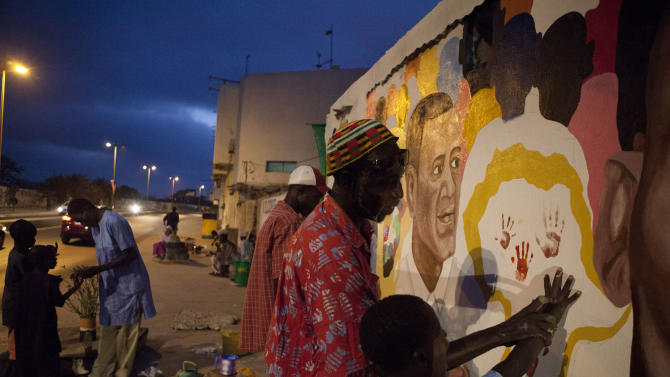 Senegal Obama