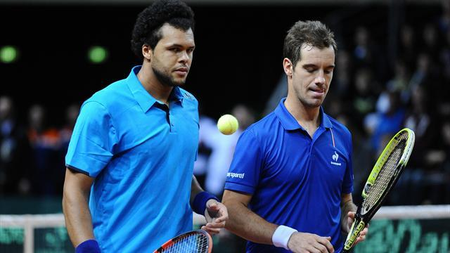 Tennis - Gasquet and Tsonga on course for Marseille showdown