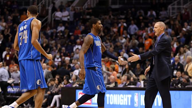 Dallas Mavericks v Phoenix Suns