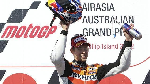 Motorcycling - Stoner reflects on 'surreal' farewell weekend