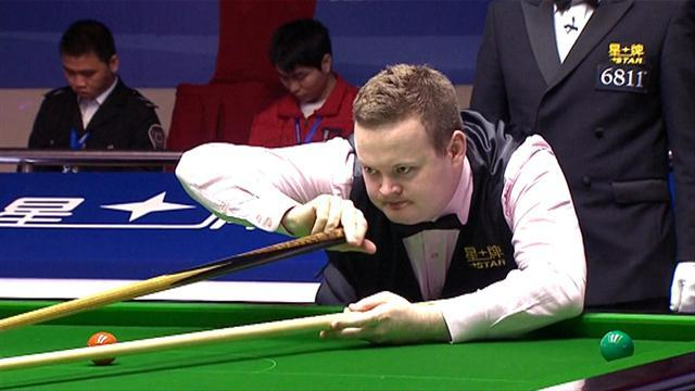 Snooker - Murphy impresses in win over Milkins