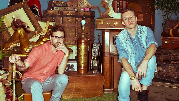 On the Charts: Mumford & Sons Slip, Macklemore and Ryan Lewis Impress