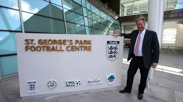 Football - Sheepshanks awarded CBE