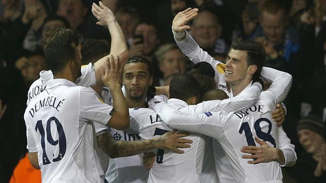 Europa League - Bale sets Spurs on road to thumping win over Inter