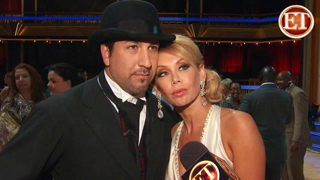 'DWTS' Shocked & Saddened by Fatone's Elimination