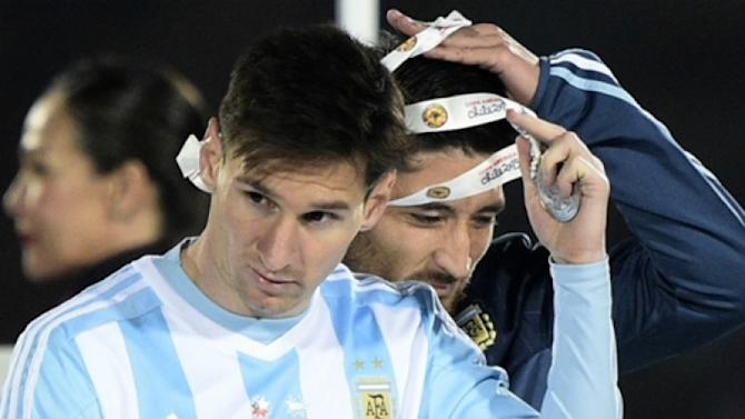 'If I were Messi, I'd have quit Argentina long ago'