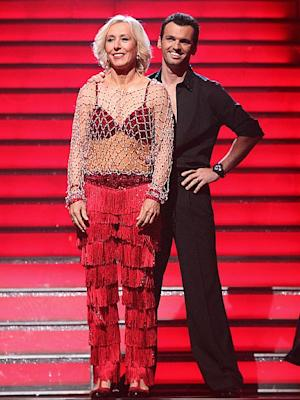 Dancing with the Stars: Martina Navratilova Eliminated