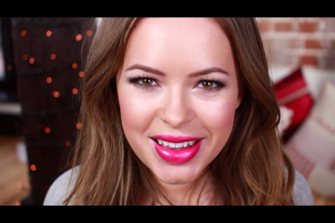 Tanya Burr Top UK Beauty Gurus on YouTube