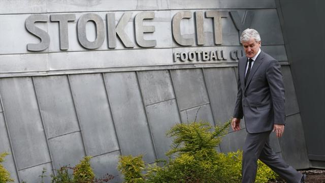 Premier League - Stoke announce Union clash