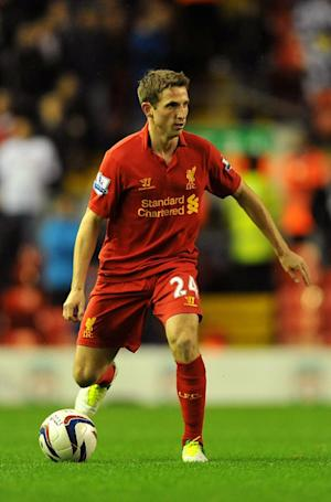 Brendan Rodgers believes playing with Lucas Leiva will bring out a different side to Joe Allen's, pictured, game