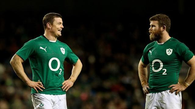 Six Nations - Ireland name unchanged XV to face England