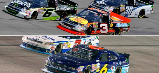 Head2Head: More exciting title fight: Nationwide or Truck?