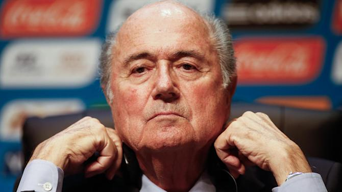World Cup - UEFA: Blatter should not stand for FIFA re-election