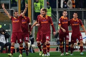 Roma 4-2 AC Milan: Ragged Rossoneri leave it too late against 10-man Giallorossi