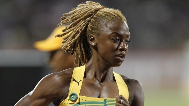 Athletics - Dominique Blake gets six year ban for doping