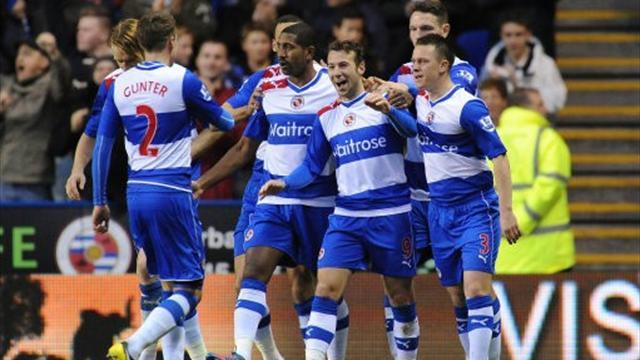 Premier League - Reading v Aston Villa: LIVE