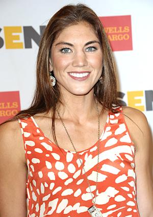 """Hope Solo on Olympic Village: """"There's a Lot of Sex Going On"""""""