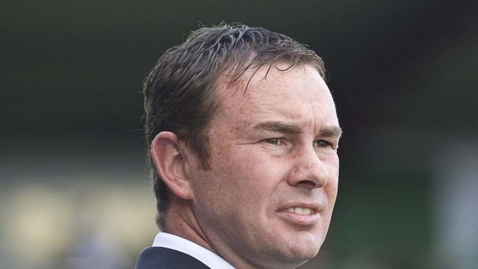 Derek Adams feels confident going into the clash with Hearts