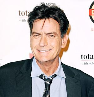 Charlie Sheen to Become a Grandpa!