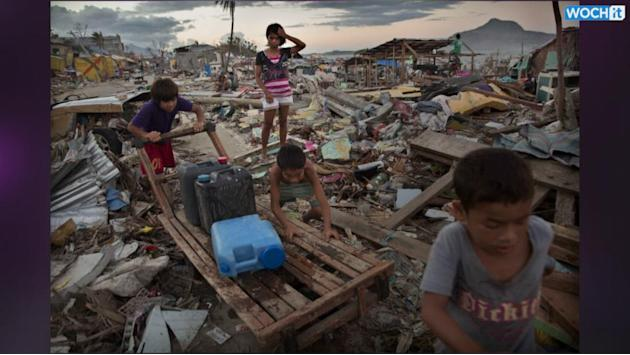 Filipinos Rebuild Lives Five Months After Typhoon