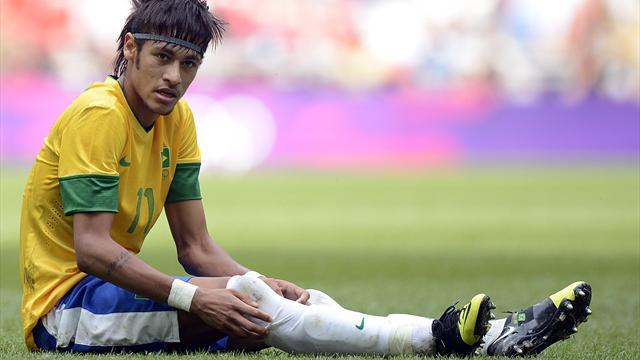 Premier League - Paper Round: Mancini tells City to get Neymar