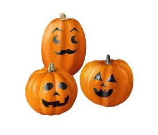 Pumpkin-Sticker Kit