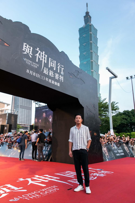<p>河正宇更特別表示自己是第一次來台灣,也希望往後能帶來更多的好作品給大家。 </p>