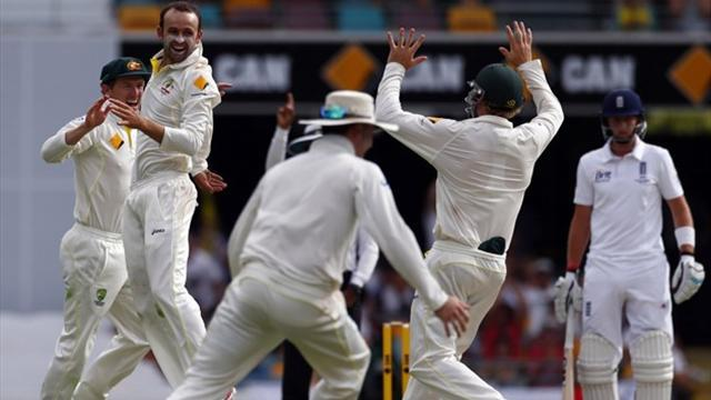 Ashes - Lyon likely to play in Perth scorcher, says Lehmann