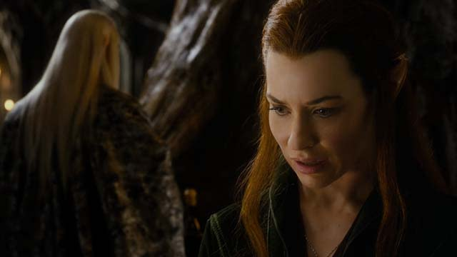 'The Hobbit: The Desolation of Smaug' Insider Access: Elf Envy